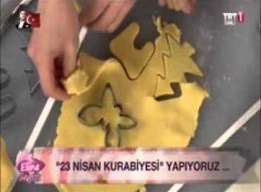 23 Nisan Kurabiyesi