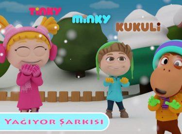Kar Yağıyor ! Kar Yağıyor Lapa Lapa Kar Yağıyor- Çocuk Şarkısı