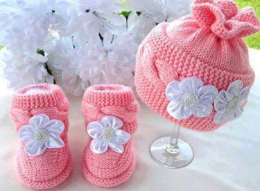 Güzel Bebek Patik Modelleri