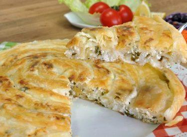 Tavada Pratik Su Böreği Tarifi | Kolay – Pratik Peynirli Su Böreği
