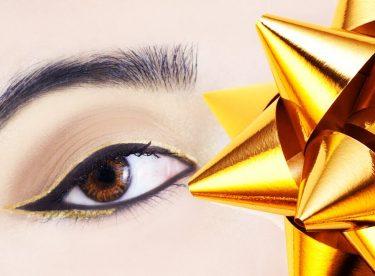 Altın Sarısı/Dore Göz Makyajı Nasıl Yapılır?