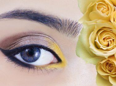 Bronz Göz Makyajı Nasıl Yapılır?