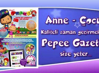 Bu Hafta Pepee Gazetesi'nde 30 Ağustos Zafer Bayramımızı Kutluyoruz