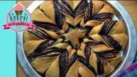 Çikolatalı Yıldız Çörek – Kekevi Hamur İşleri