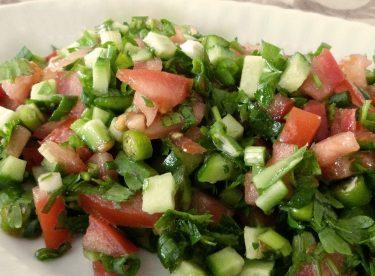 Çoban Salata Tarifi | Çoban Salata Malzemeleri