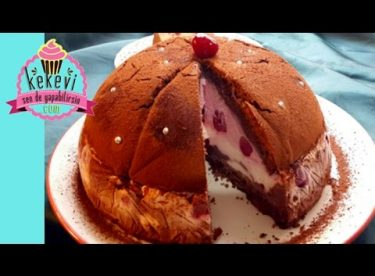 Dondurma Pasta (Kubbe Pasta)