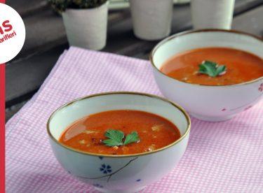 Etli Kesme Hamur Çorbası | Hamur Çorbası Tarifi