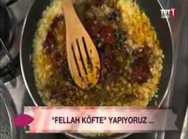 Fellah Köfte Tarifi, Fellah Köfte Nasıl Yapılır