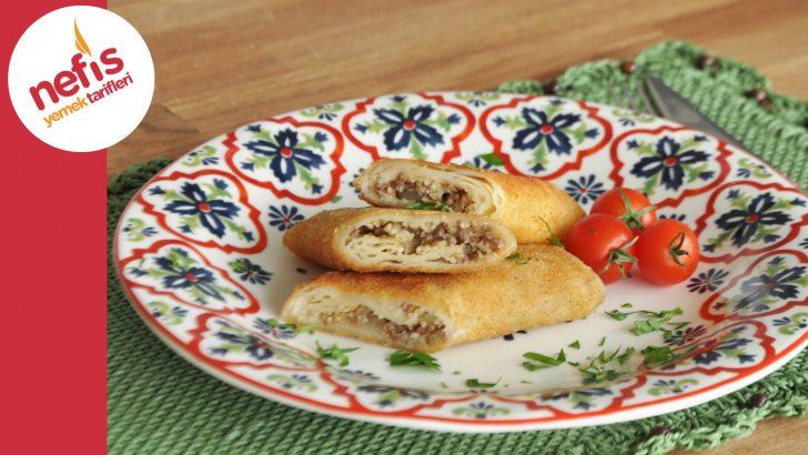 İçli Köfte Böreği Nasıl Yapılır? | İçli Köfte Tadında Börek