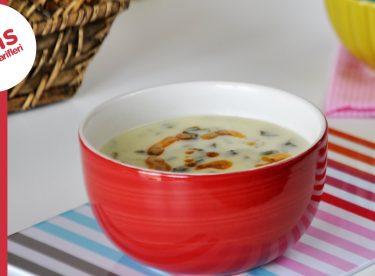 Ispanaklı Çorba Tarifi | Ispanak Çorbası