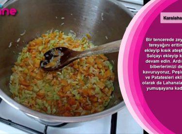 Karalahana Çorbası Tarifi, Karalahana Çorbası Nasıl Yapılır