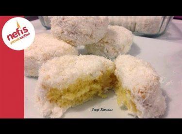 Kartopu Tatlısı Nasıl Yapılır? | Sünger Kek ile Pastacıklar