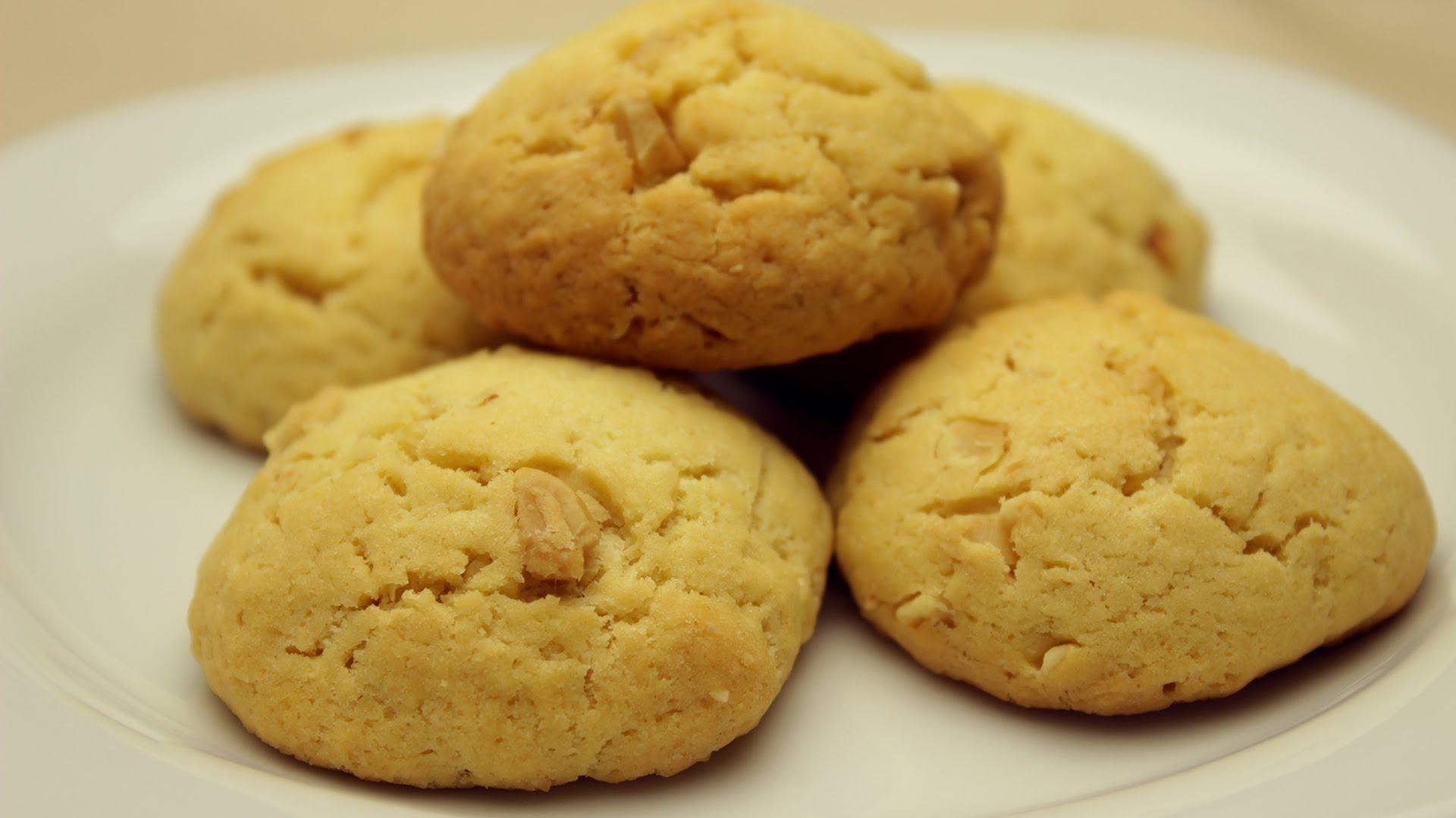 Findikli kurabiye tarifi — Görsel Yemek Tarifleri Sitesi ...