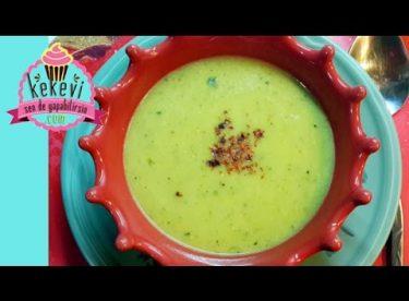 Kolay Sebze Çorbası Nasıl Yapılır?