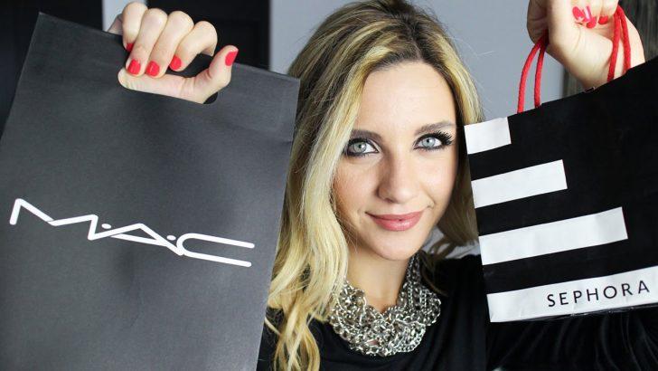 Kozmetik Ürünleri Alışverişim – Mac, Watsons, Sephora
