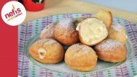 Kremalı Lezzet Topları Tarifi | Kolay Kremalı Tatlı