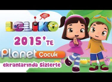 Leliko Yeni Yılda Planet Çocuk Ekranlarında Seni Bekliyor