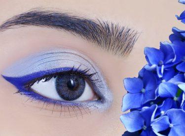 Mavi Göz Makyajı Nasıl Yapılır?