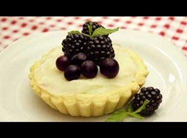 Meyveli Mini Tart Tarifi – Tart Hamuru Nasıl Yapılır
