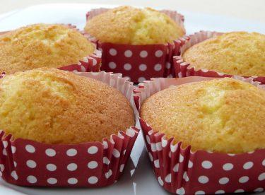 Muffin Tarifi | Limonlu Kek Tarifi