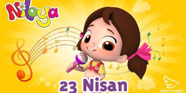 Niloya – 23 Nisan Şarkı – Yumurcak Tv