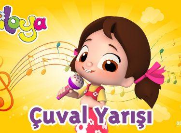 Niloya – Çuval Yarışı Şarkı – Yumurcak Tv