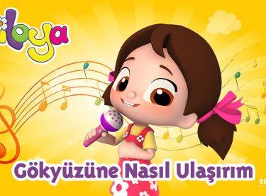 """Niloya – """"Gökyüzüne Nasıl Ulaşırım?"""" Şarkısı – Yumurcak Tv"""
