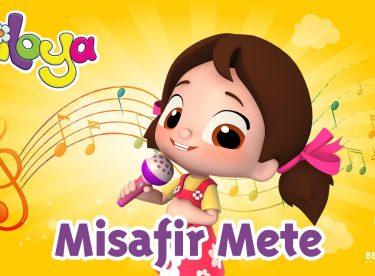 Niloya – Misafir Mete Şarkı – Yumurcak Tv