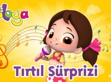 Niloya – Tırtıl Surprizi Şarkı – Yumurcak Tv