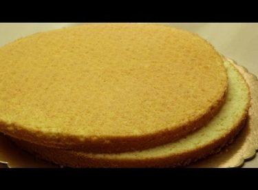 Pandispanya Tarifi   Pasta Keki Nasıl Yapılır