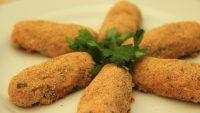 Patates Kroket Tarifi – Fırında Etsiz Vejetaryen Köfte Yapımı