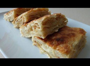 Patatesli Börek Tarifi | Patatesli Börek Nasıl Yapılır | Patatesli Börek Yapımı