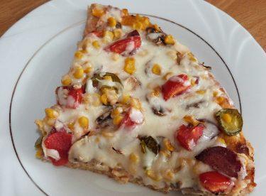 Pizza Nasıl Yapılır | Pizza Tarifi Videolu Detaylı Anlatım | Sucuklu Pizza |