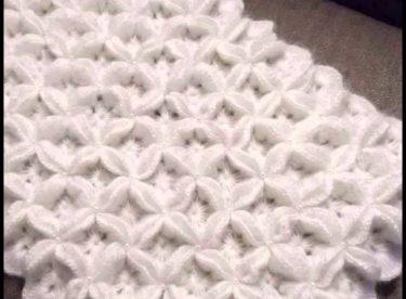 pola selimut bayi