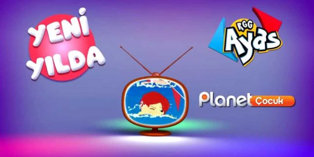 RGG Ayas Yeni Yılda Planet Çocuk Ekranlarında Seninle