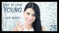 Rival de Loop Young 25 Choc Mousse