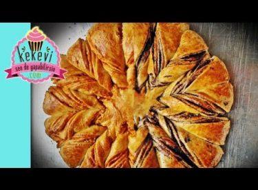Salçalı / Zeytinli Yıldız Çörek