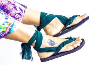 Sandalet Yapımı – Kendin Yap (DIY)