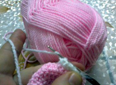 Şapka Modelinin Yapılışı (Arttırmalı Trabzan Örgü )