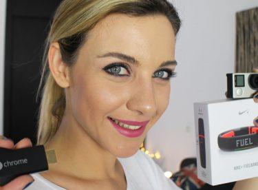 Sevdiğim Teknolojik Ürünler (GoPro Hero4, Nike Fuelband, Chromecast)