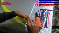 Sosis Balon ile Kılıç Yapımı 2