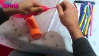 Sosis Balon ile Kılıç Yapımı