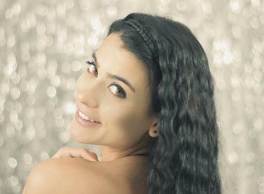Su Dalgası İle Saç Modeli – 2