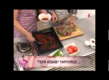 Tepsi Kebabı Tarifi
