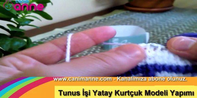Tunus İşi Yatay Kurtçuk Modeli Yapımı