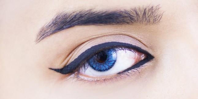 Yuvarlak Gözler İçin Eyeliner Nasıl Çekilir? – Göz Şekline Göre Eyeliner
