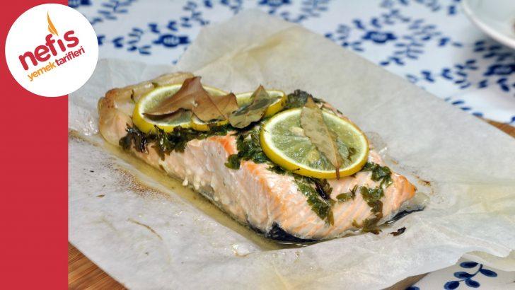 Fırında Somon Tarifi   Fırında Balık Yemekleri