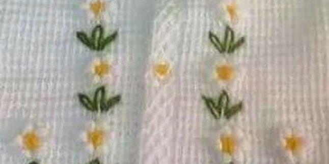 Kolay Örgü Çiçek Yaprağı Yapımı