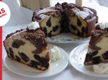 Leopar Desenli Kek Tarifi | Kek Nasıl Yapılır?