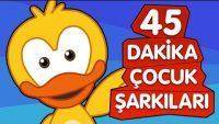 45 Dakika kesintisiz Çocuk Şarkısı – Adisebaba Çizgi Film Çocuk Şarkıları